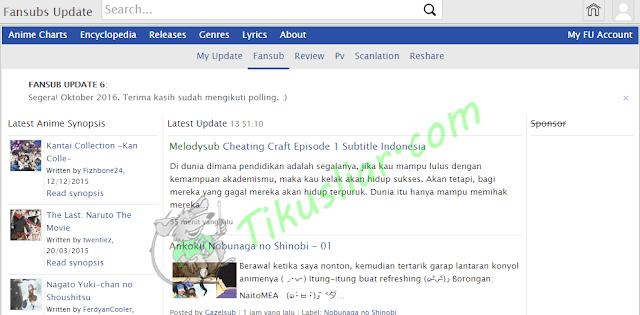 Situs Download Subtitle BahasaIndonesiaGratis Terbaik