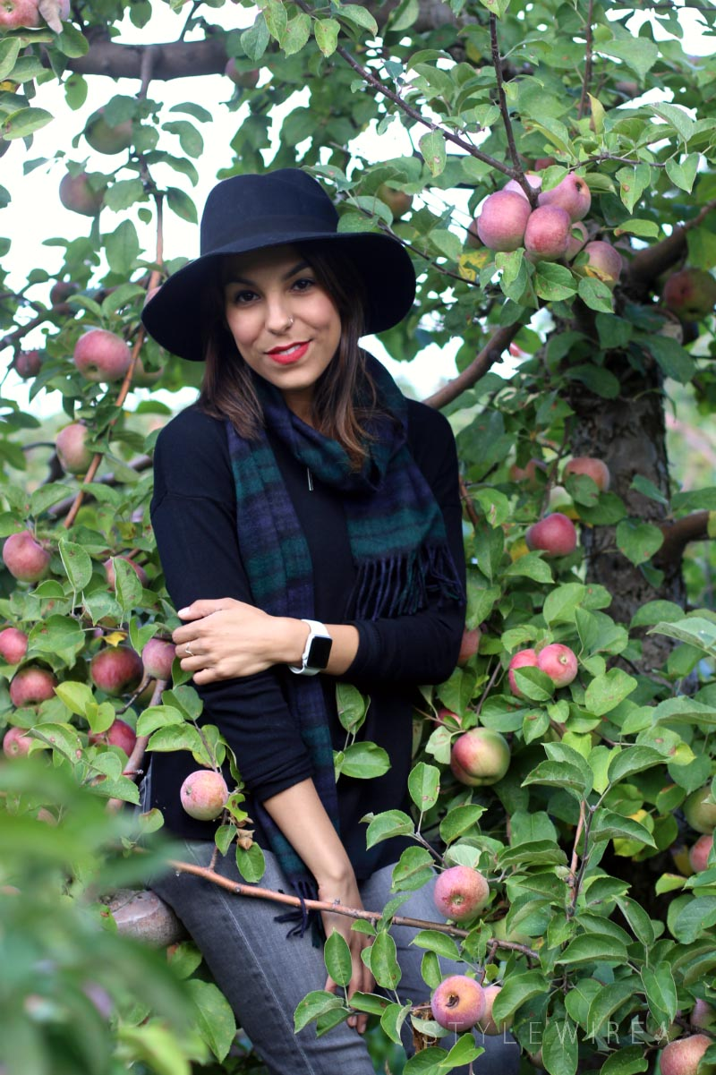 What I Wore Apple Picking At Smolak Farms Style Wire Boston Adventure Fashion Lifestyle