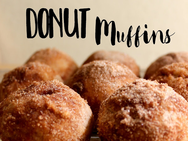 12 Days of Christmas yummies and treats : Donut Muffins