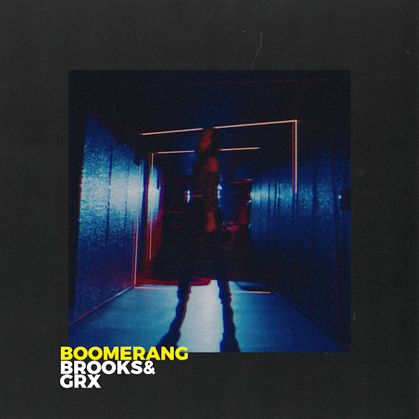 Brooks & GRX - Boomerang - Single Cover