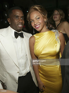 P.DIDDY, BEYONCE TOP FORBES' LIST OF HIGHEST-PAID CELEBRITIES
