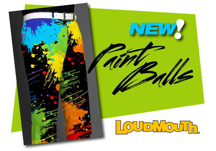 9613f79078 American Golfer  Loudmouth Unveils Three New Designs