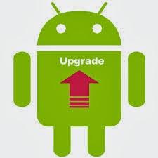 Dampak upgrade android ke tingkat yang lebih tinggi