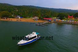 "Wisata DERMAGA Danau Singkarak Sekarang Sudah ""Tacilak"""