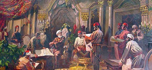 مظاهر الأزمة في البلاد التّونسيّة في القرن التّاسع عشر