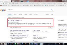GAWAT!!! Situs Telkomsel Di Hack