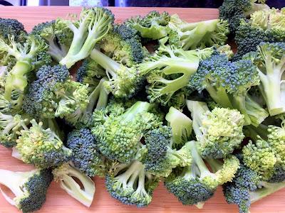 receita brócolis