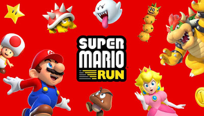 Download Super Mario RUN MOD Terbaru Maret 2017
