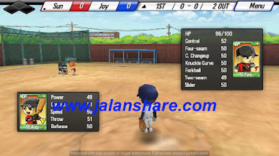 Gameplay Baseball Star Android