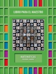MatemáticasLibro para el Maestro Primer grado2018-2019
