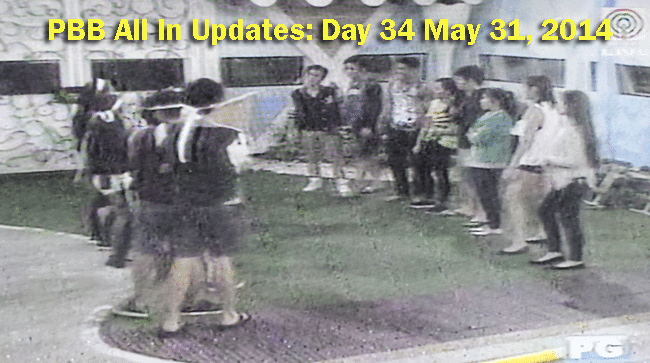 PBB All In Updates: Day 34 May 31, 2014 rap battle