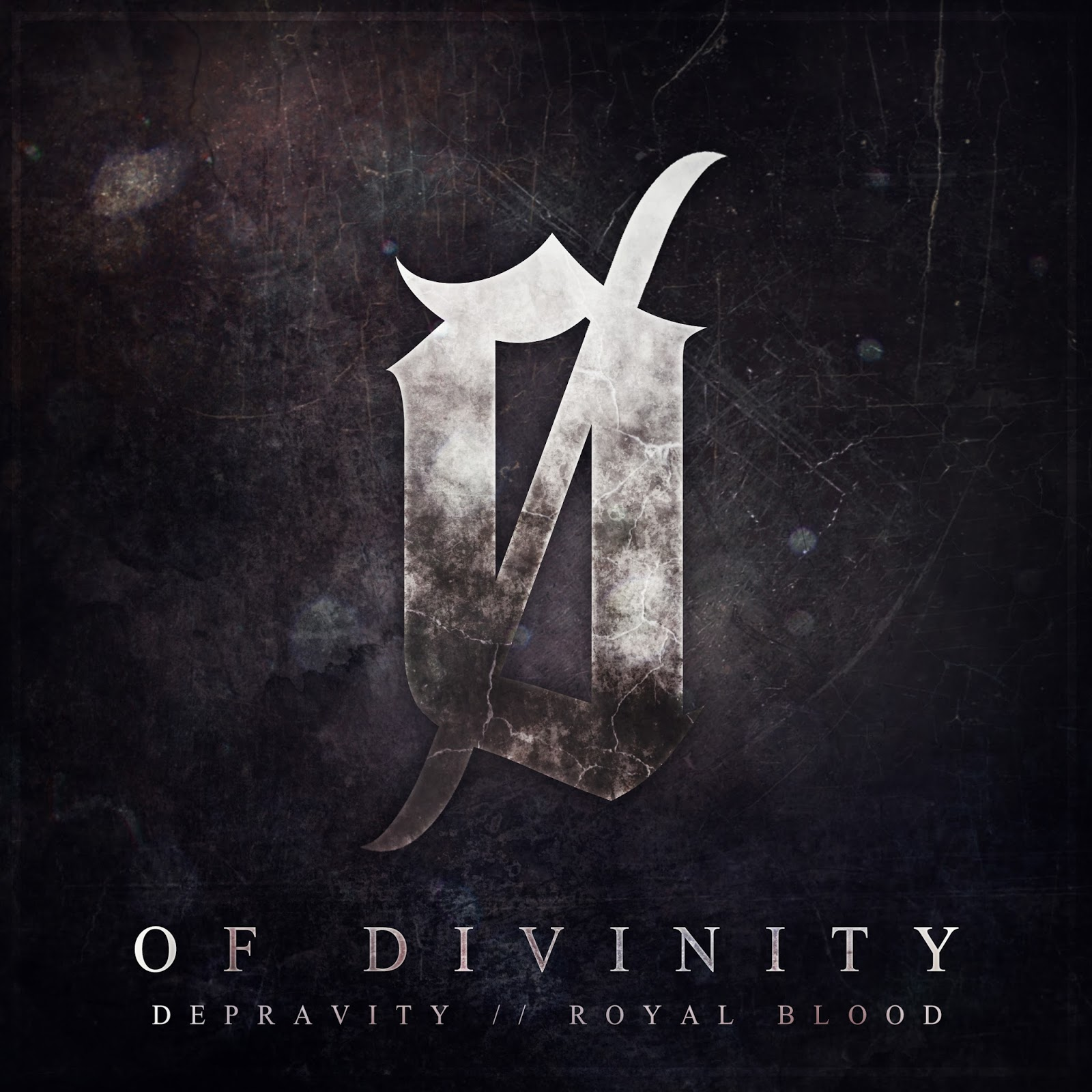 Of Divinty - Depravity // Royal Blood [single] (2015)