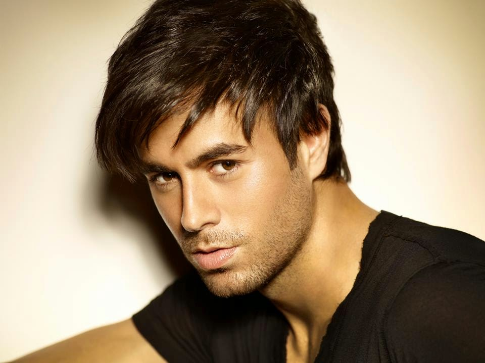Spanish Hair Styles: Enrique İglesias Hairstyles