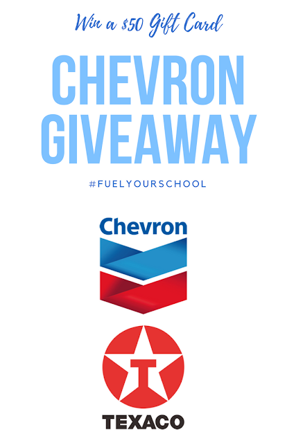 Chevron Giftcard Giveaway