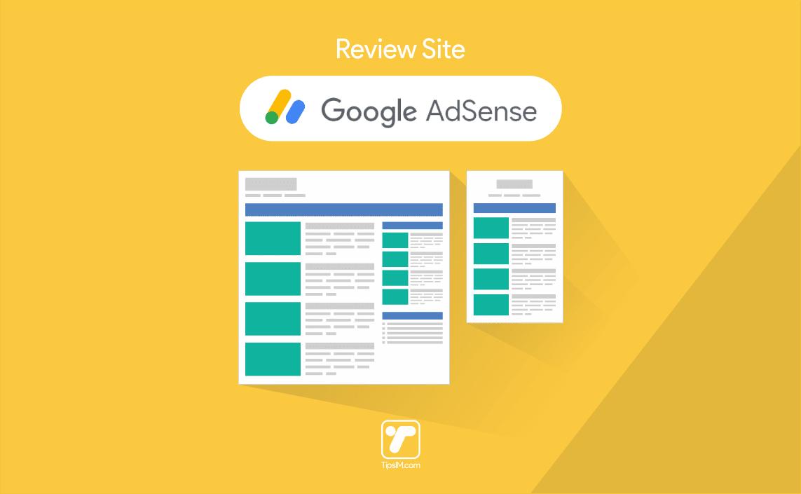 Cara Mudah dan Cepat Lolos Review Site Akun Google AdSense