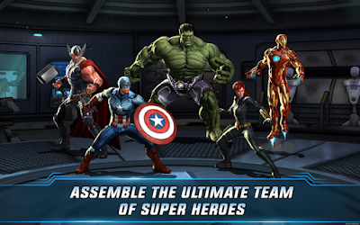 Marvel: Avengers Alliance 2 Mod - 4