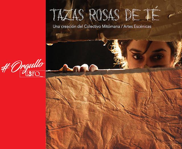 Tazas Rosas de Té, obra premiada