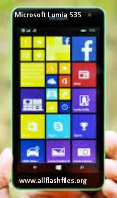 Microsoft Lumia 535 RM 1090 USB Driver