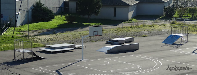 Skatepark Créteil