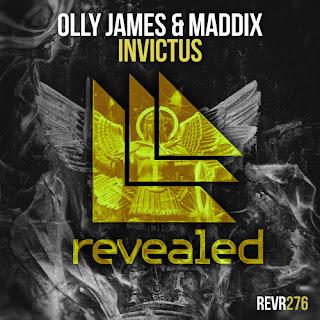 Olly James & Maddix - Invictus