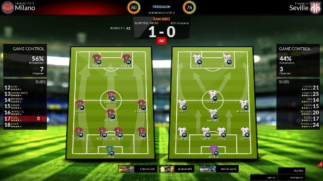 FX Football PC Games Screenshots