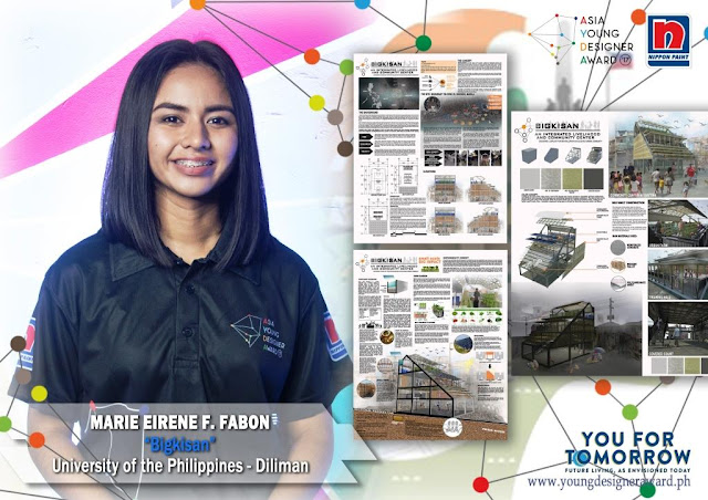Nippon Paint  Philippines Announces Asia Young Designer Award (AYDA) Winners