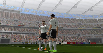 PES 6 Patch StoneCold Road to World Cup 2018 Edition