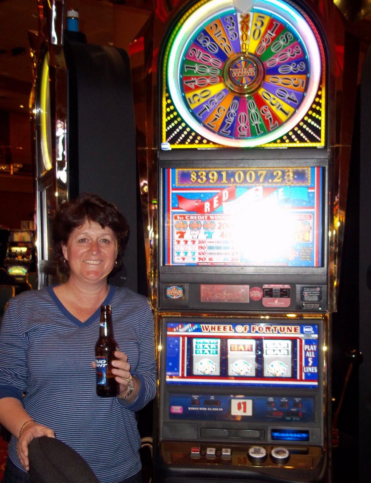 $1 wheel of fortune slot machine