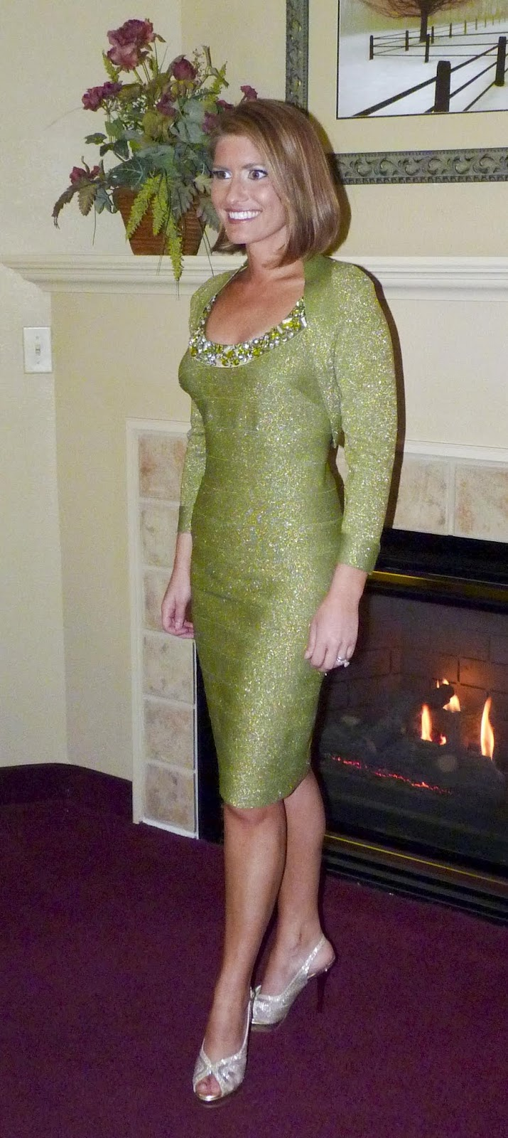 Marci McNair: What I Wore - Mrs. Pennsylvania