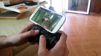 Forma jugar videojuegos