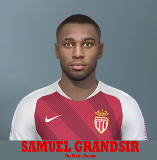PES 2019 Faces Sofiane Diop by Jarray & The White Demon