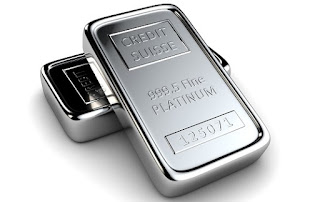 platinunn bar bullion