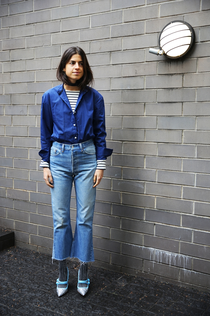 cropped wide jeans trend 2016