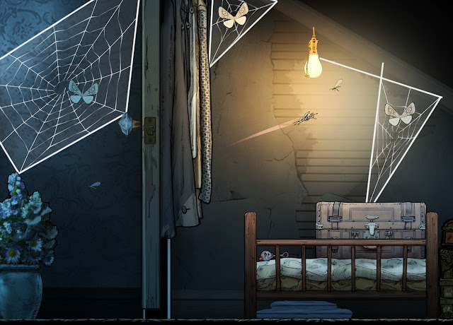 Spider: Rite of the Shrouded Moon review