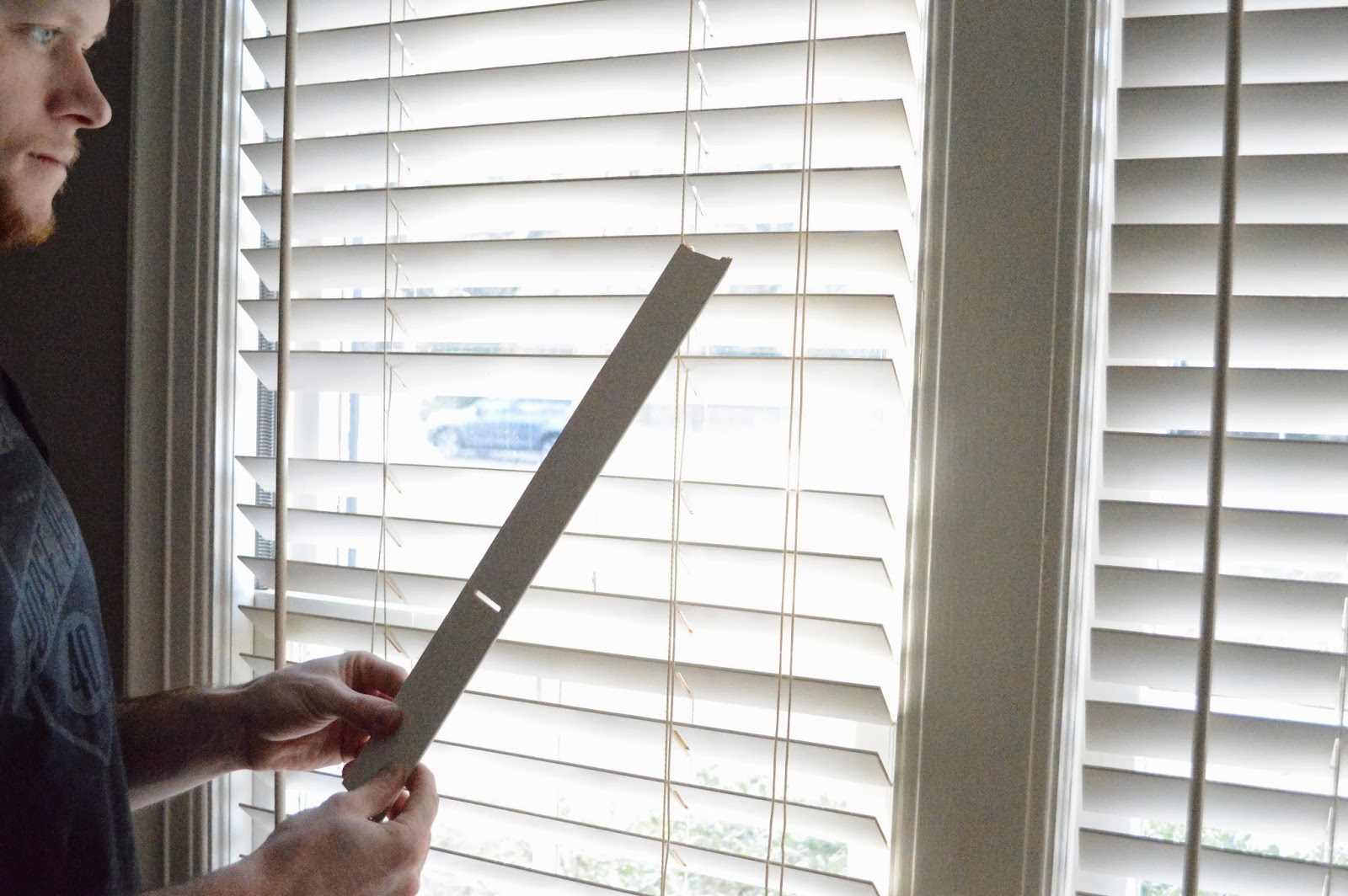 Diy Blinds Online Sylvan Park Life How To Repair A Broken Blind