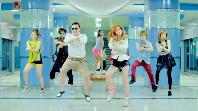 Gangnam Style MV PSY