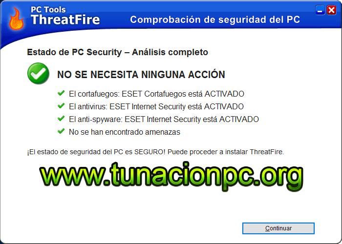 PC Tools ThreatFire Gratis