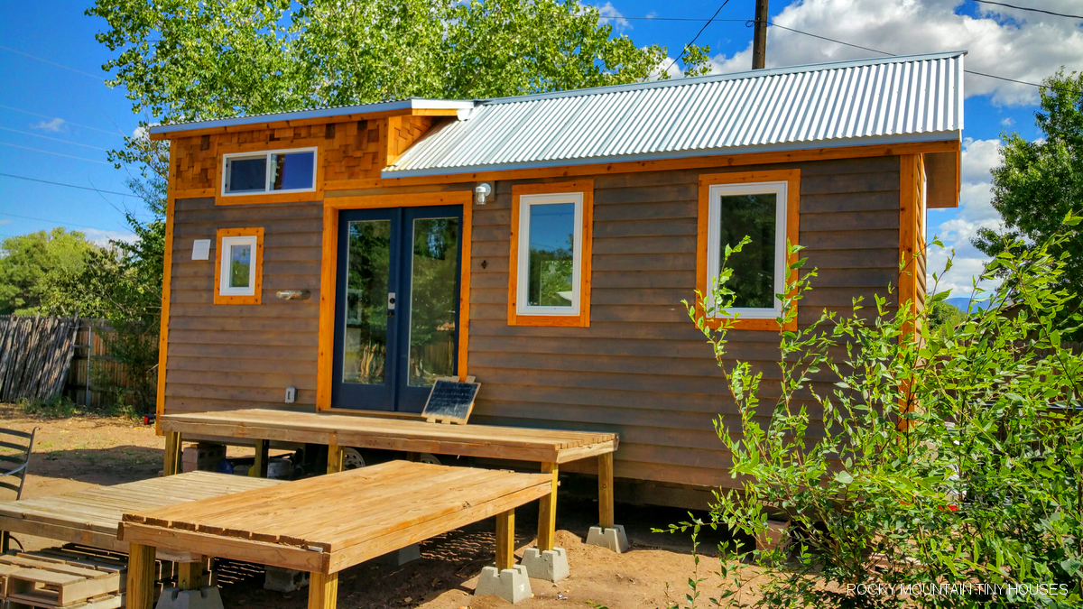 Tiny House Town Albuquerque Tiny House By Rocky Mountain