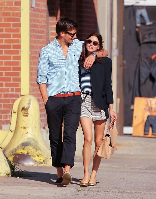 Anobano's Blog: So Stylish Couple - Olivia Palermo ...