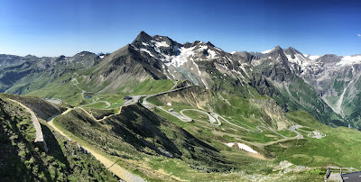 This Is A Stunning Road Set Amongst Very Dramatic Scenery Grossglockner Pass Toll That Rises Up To 8 215 Ft In The Alps Near Top Of