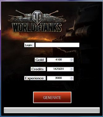 world of tanks credit cheat
