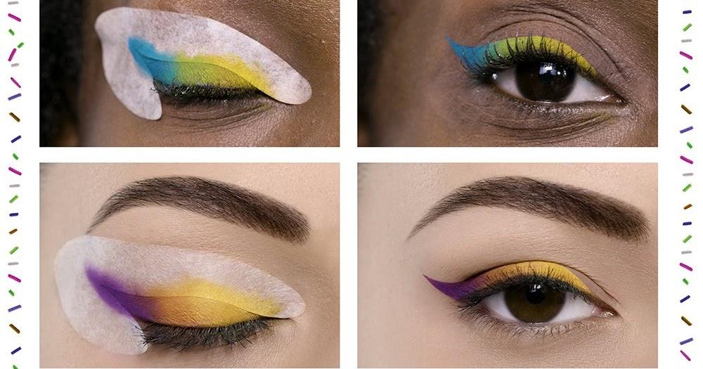 Wedding Makeup Winged Eyeliner : Savvy Deets Bridal: Bridal Beauty: Winged Eyeliner Stencil