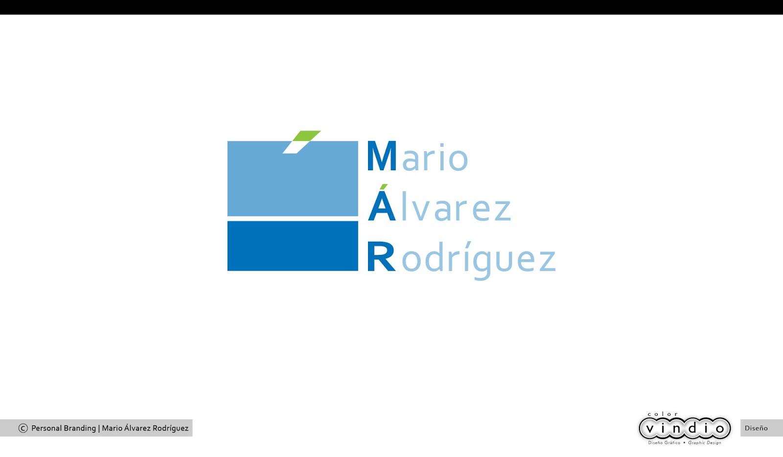 Mario Álvarez Rodriguez | Personal Branding