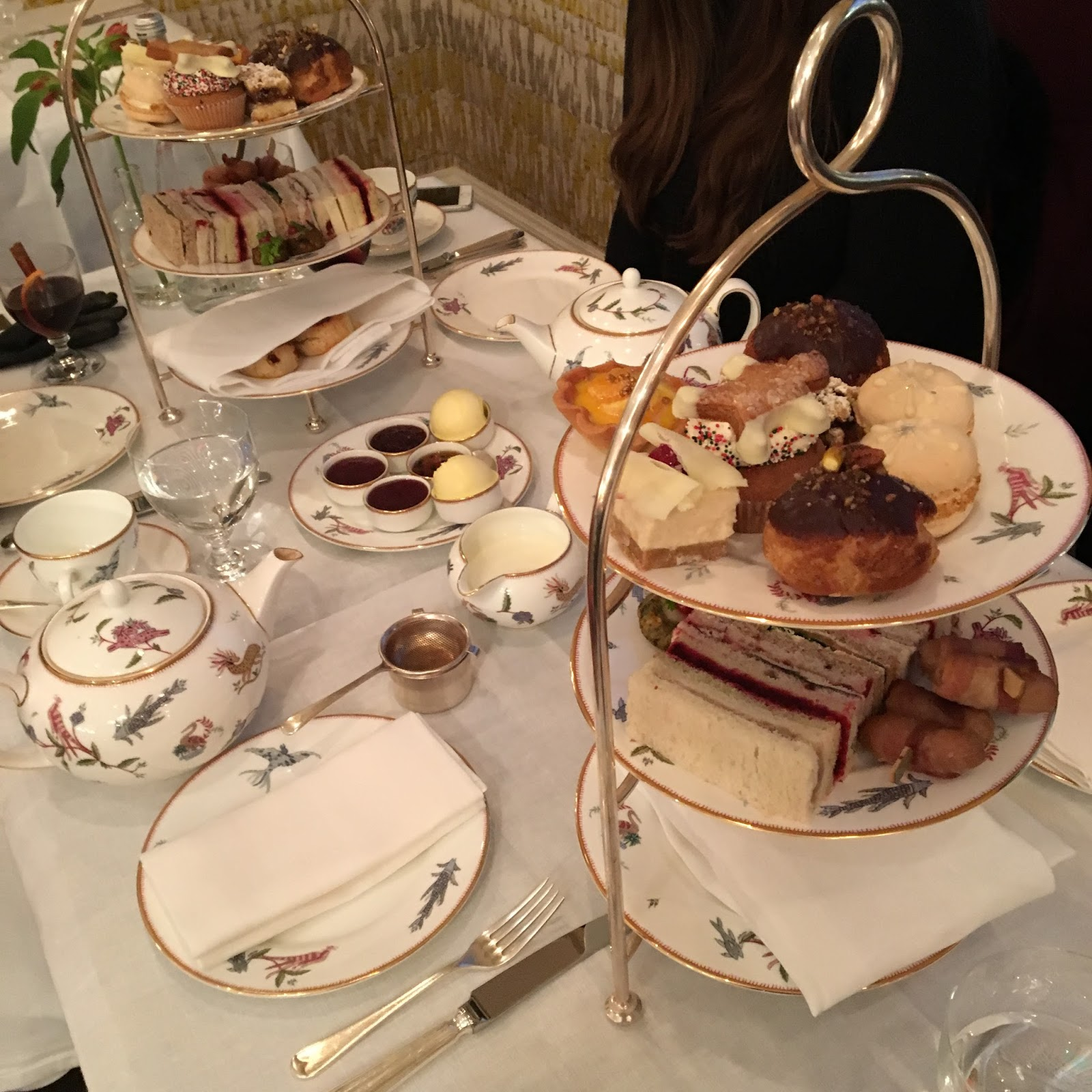 ham yard afternoon tea