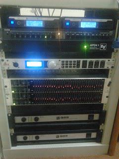 Power Amplifier Elektro Voice
