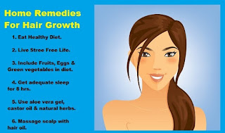 Natural herbal remedies for hair growth