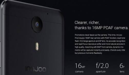 The Innjoo Pro 2 Mobile Full Specifications & Price