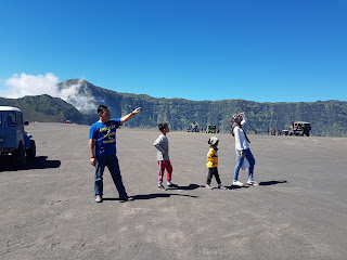 Ingin liburan berkesan? yuk ajak si kecil ke Gunung Bromo