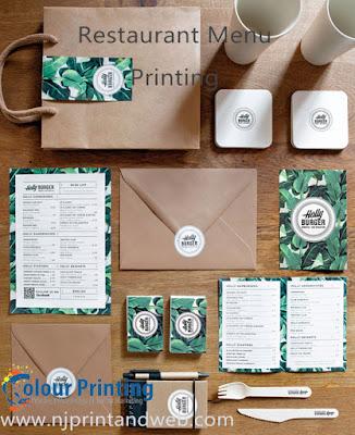 Printing Services Like Calendars Restaurant Menus Ad Books