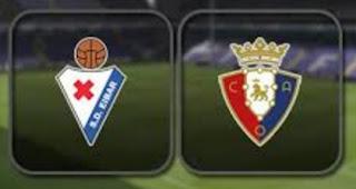Pronostico partido Osasuna Eibar